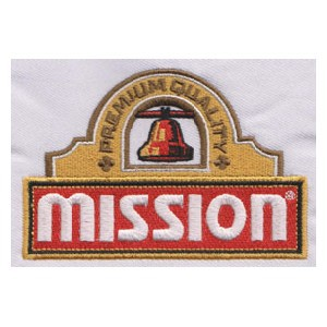 borduring Mission Foods